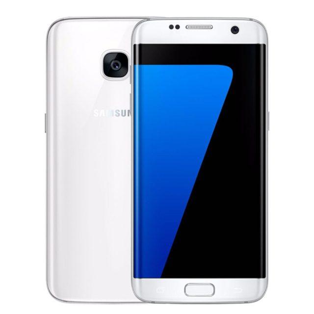 """Sbloccato originale Samsung Galaxy S7 bordo G935F/G935V del telefono mobile 4GB di RAM 32G ROM Quad Core NFC WIFI GPS 5.5 """"12MP LTE"""
